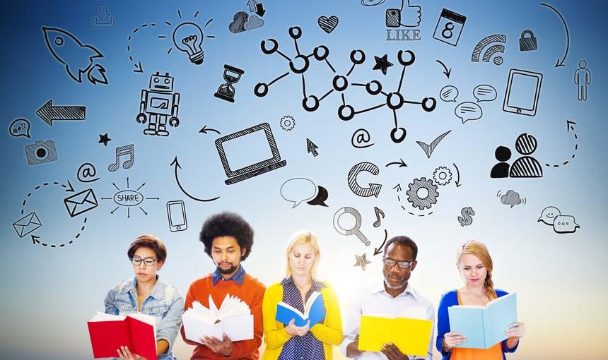 Social Media : Het bouwen van interactieve communities