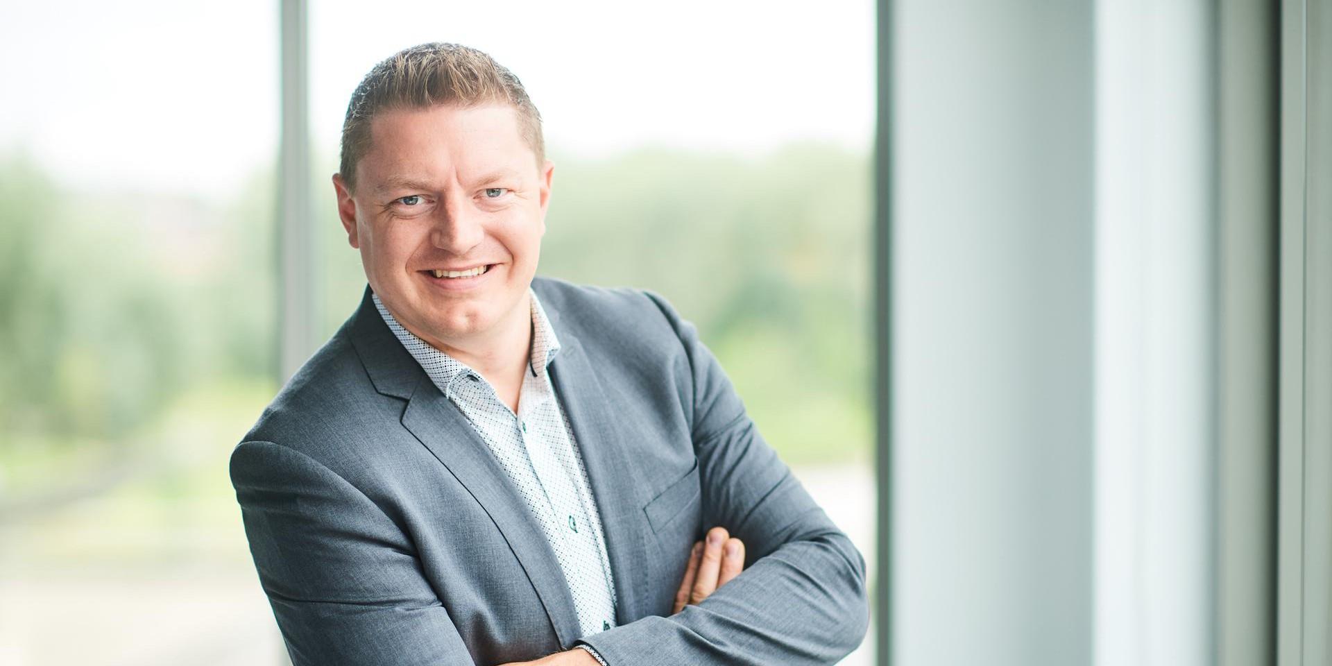 Koen Van Beneden prend la tête d'HP Belux