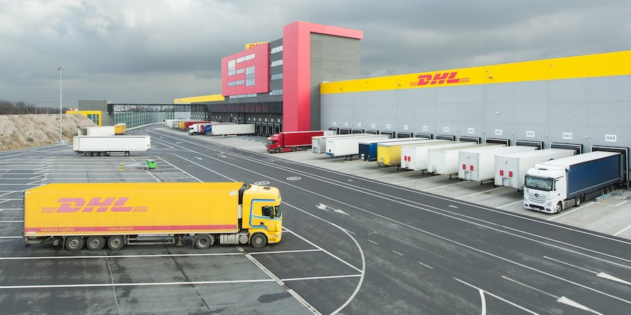 DHL Express opent officieel nieuwe 'Brussels Hub