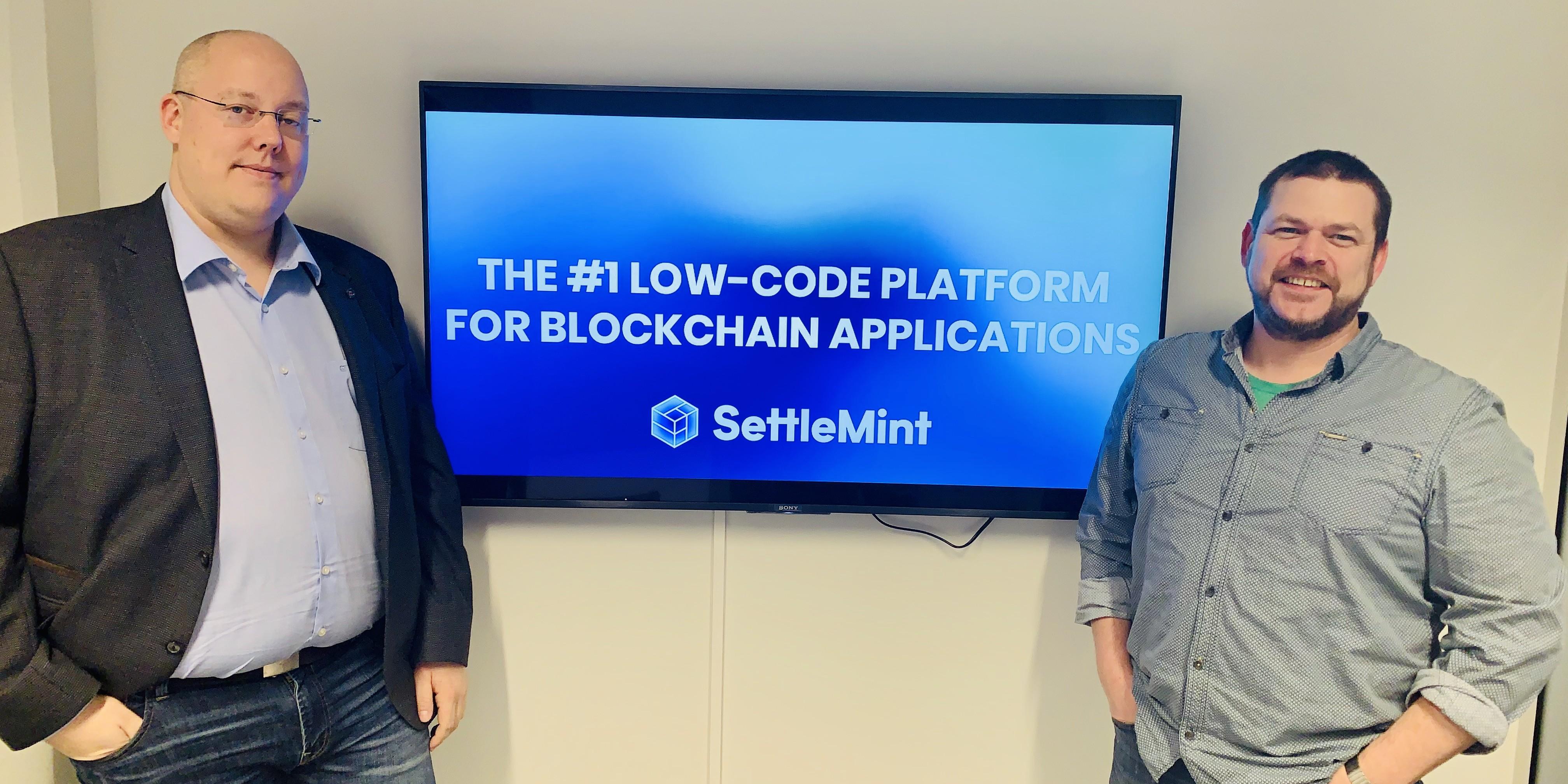 Photo of La startup belge SettleMint, spécialisée en blockchain, lève 1,9 million d'euros