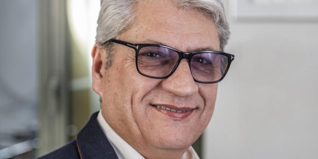 Photo of Didier Chevalier, nieuwe CEO bij Auxipress