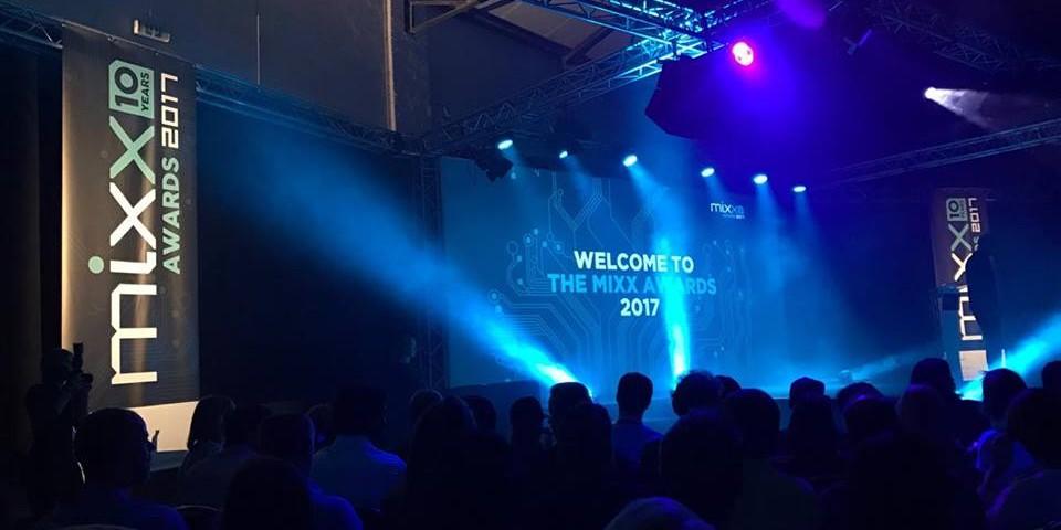 MIXX Awards 2017 : TBWA en Telenet komen als winnaars uit de bus
