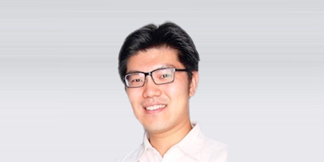 Photo of Yuefeng Sun, Cloud Evangelist chez Alibaba, en keynote à 10h00