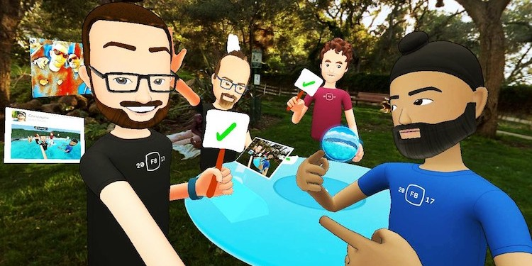 Photo of Facebook Spaces, stade ultime du réseau social imaginé par Mark Zuckerberg