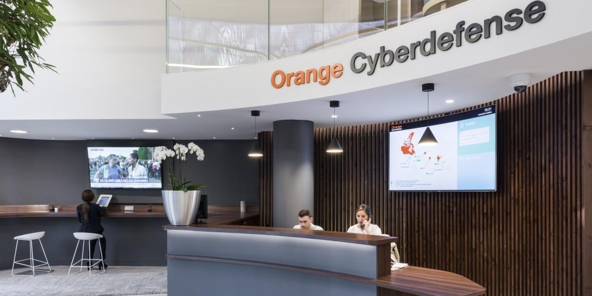 Katiba Toualla pilotera le département marketing d'Orange Cyberdefense Belgium