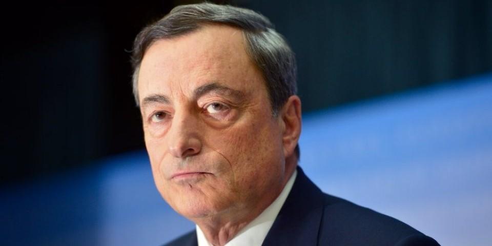 """""""Ce n'est pas à la Banque centrale européenne de réguler le Bitcoin"""" dixit Mario Draghi"""