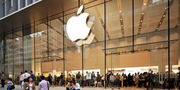 Apple franchit les mille milliards de dollars de capitalisation
