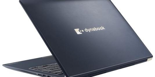 Toshiba dévoile sa nouvelle gamme dynabook