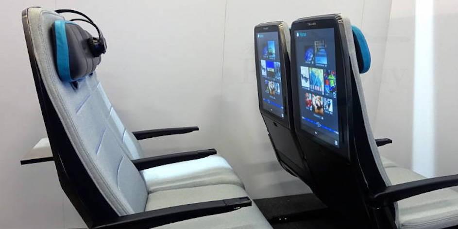 Welke digitale ervaring wenst de Belgische gebruiker in een vliegtuig?