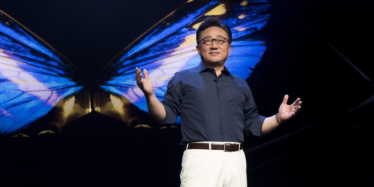 Samsung dévoile le smartphone de demain