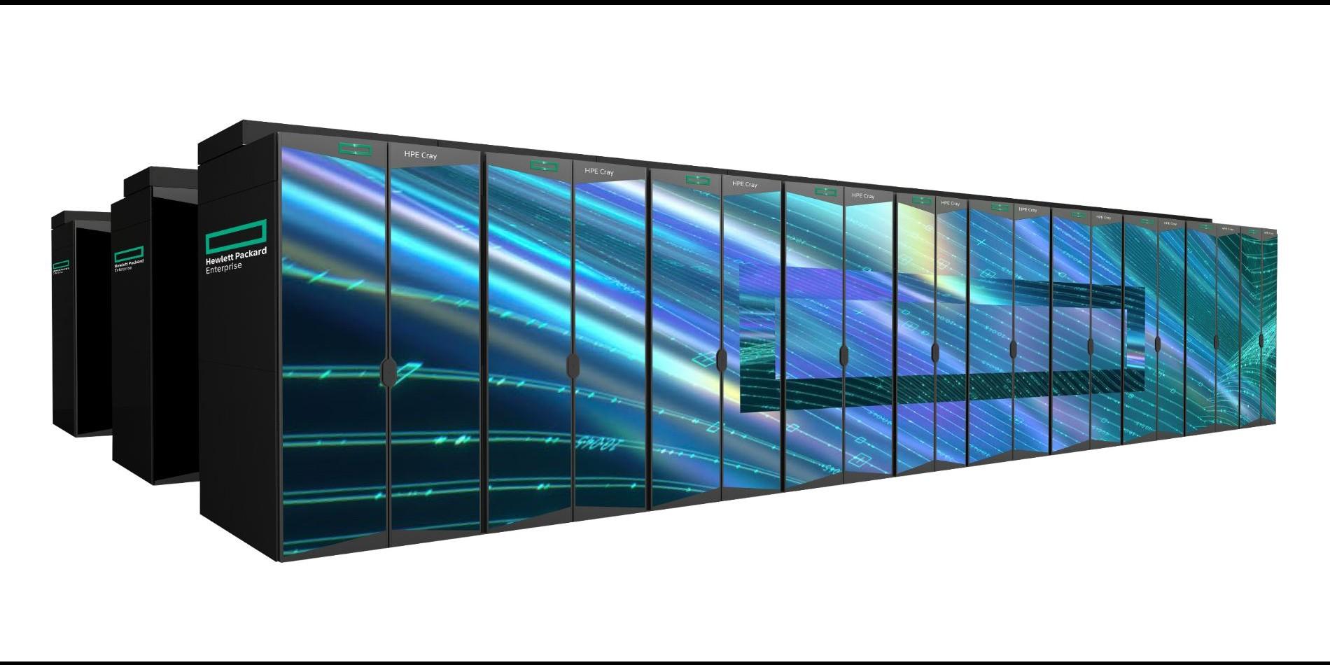 HPE développera le Supercomputer le plus puissant au monde