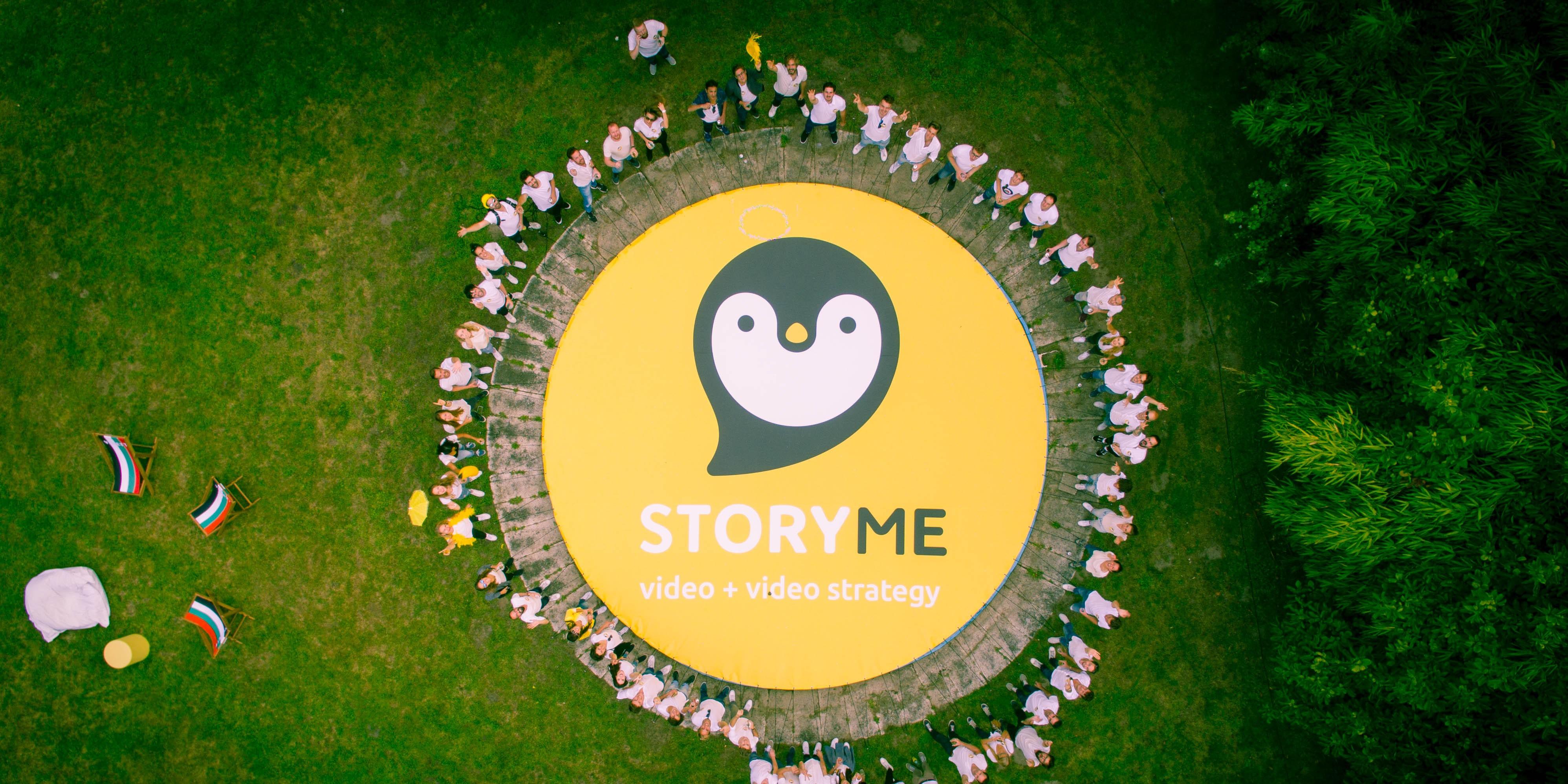 Storyme is verkozen door Google als Preferred Video Partner in België