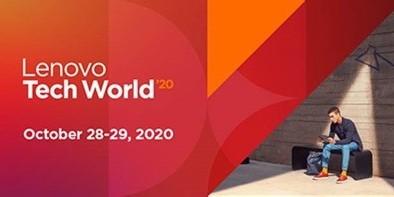 Lenovo's Tech World 2020