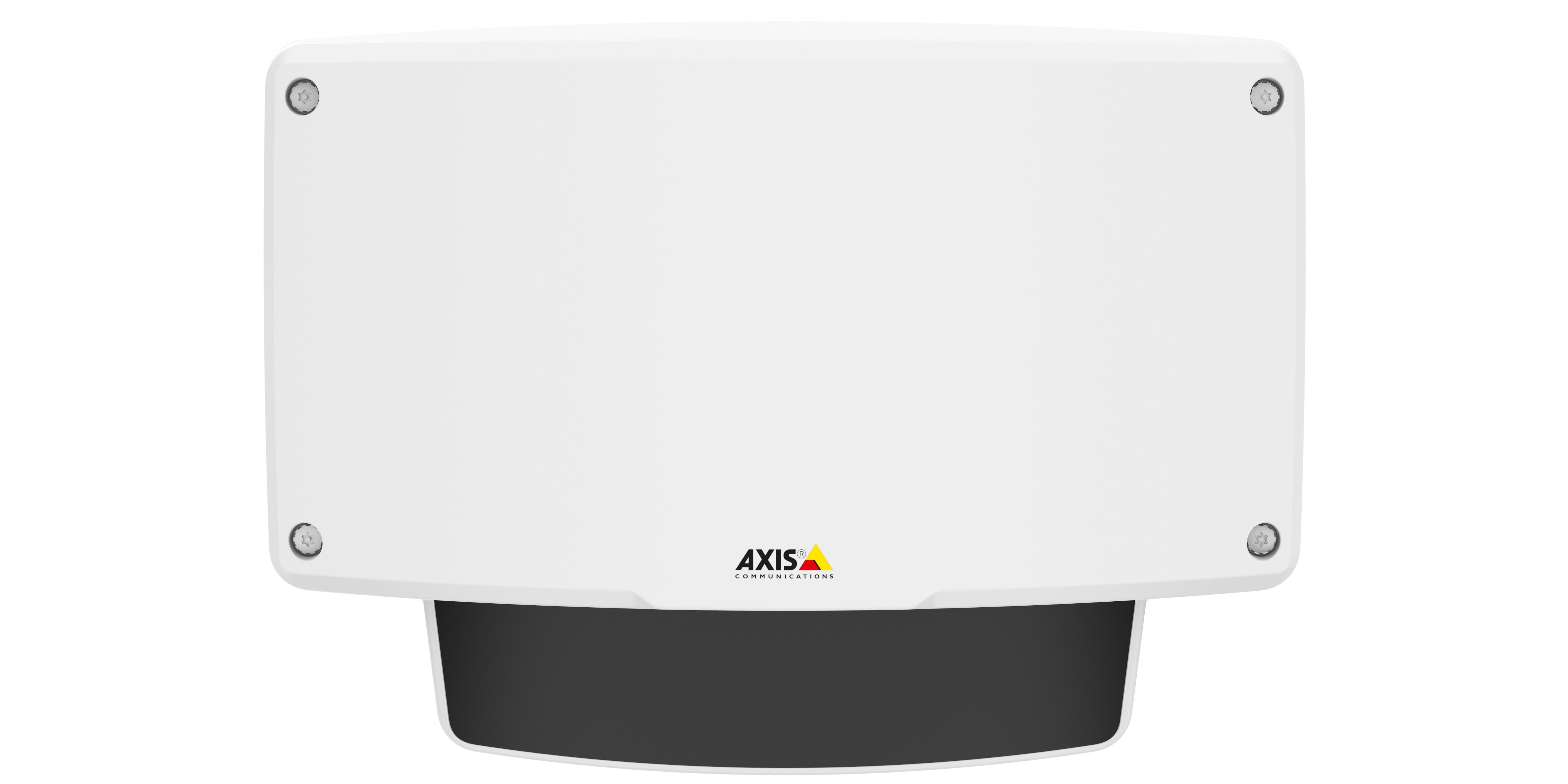 Axis dévoile une nouvelle technologie radar IP pour gagner en précision de détection