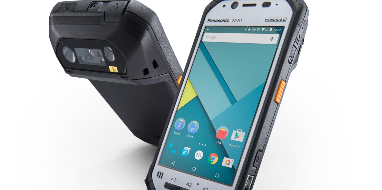 Les terminaux mobiles durcis de Panasonic certifiés Google Android