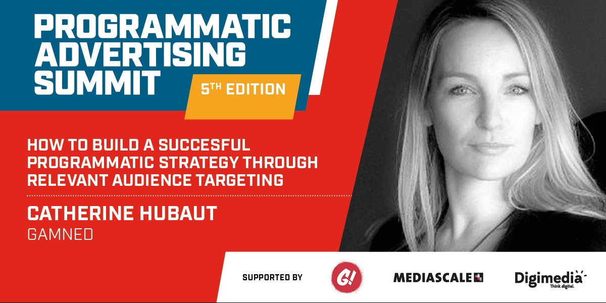 Gamned, partner van de Programmatic Advertising Summit