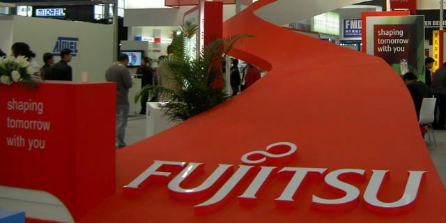 Fujitsu sacré « champion » de la distribution