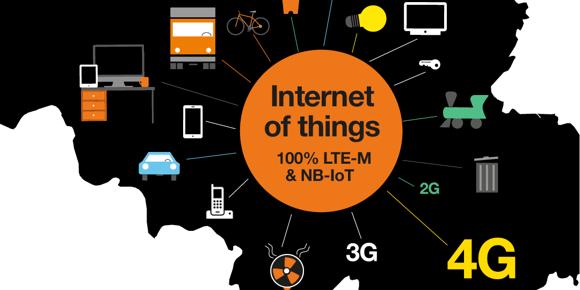 Photo of Comment Orange Belgium prépare le terrain à l'IoT généralisé