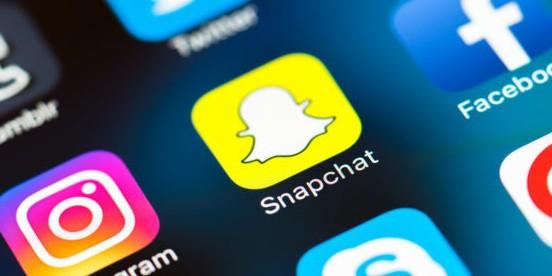 Spreekt u Snapchat?