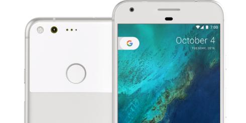 Google d�voile Pixel, son premier smartphone