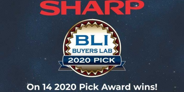 Sharp rafle 14 « Buyers Lab »