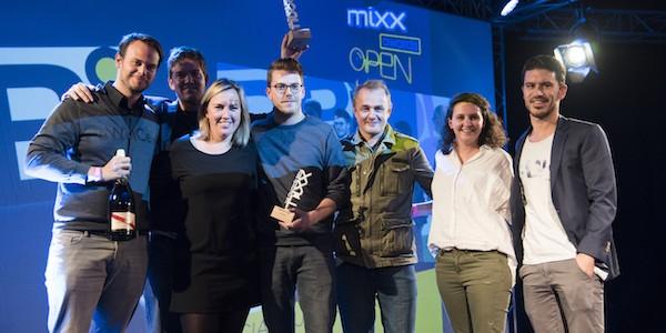 Photo of DDB Brussels et Visit.Brussels mis à l'honneur lors des IAB MIXX Awards 2016