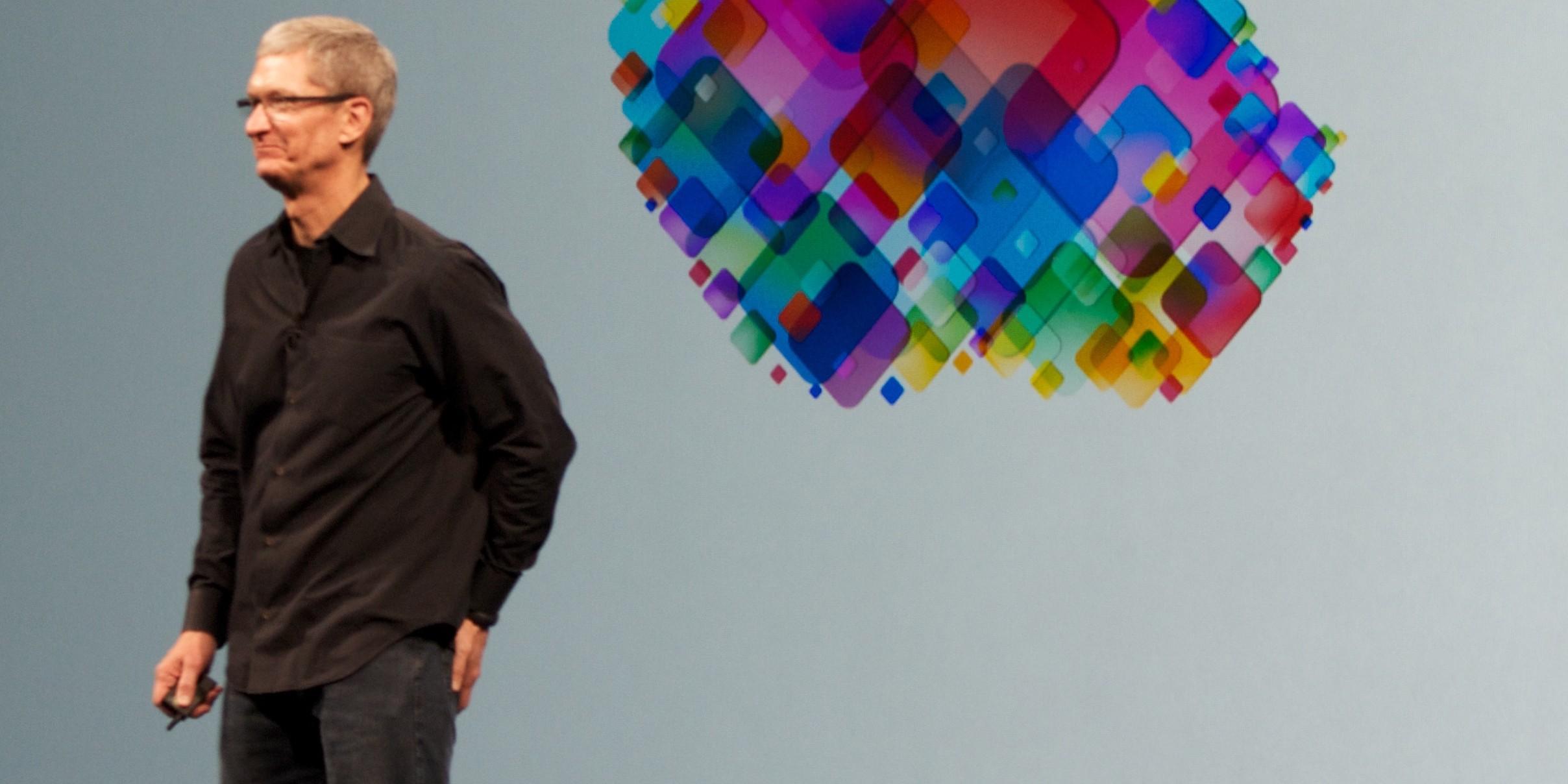Apple lance un programme pour développeurs en Chine