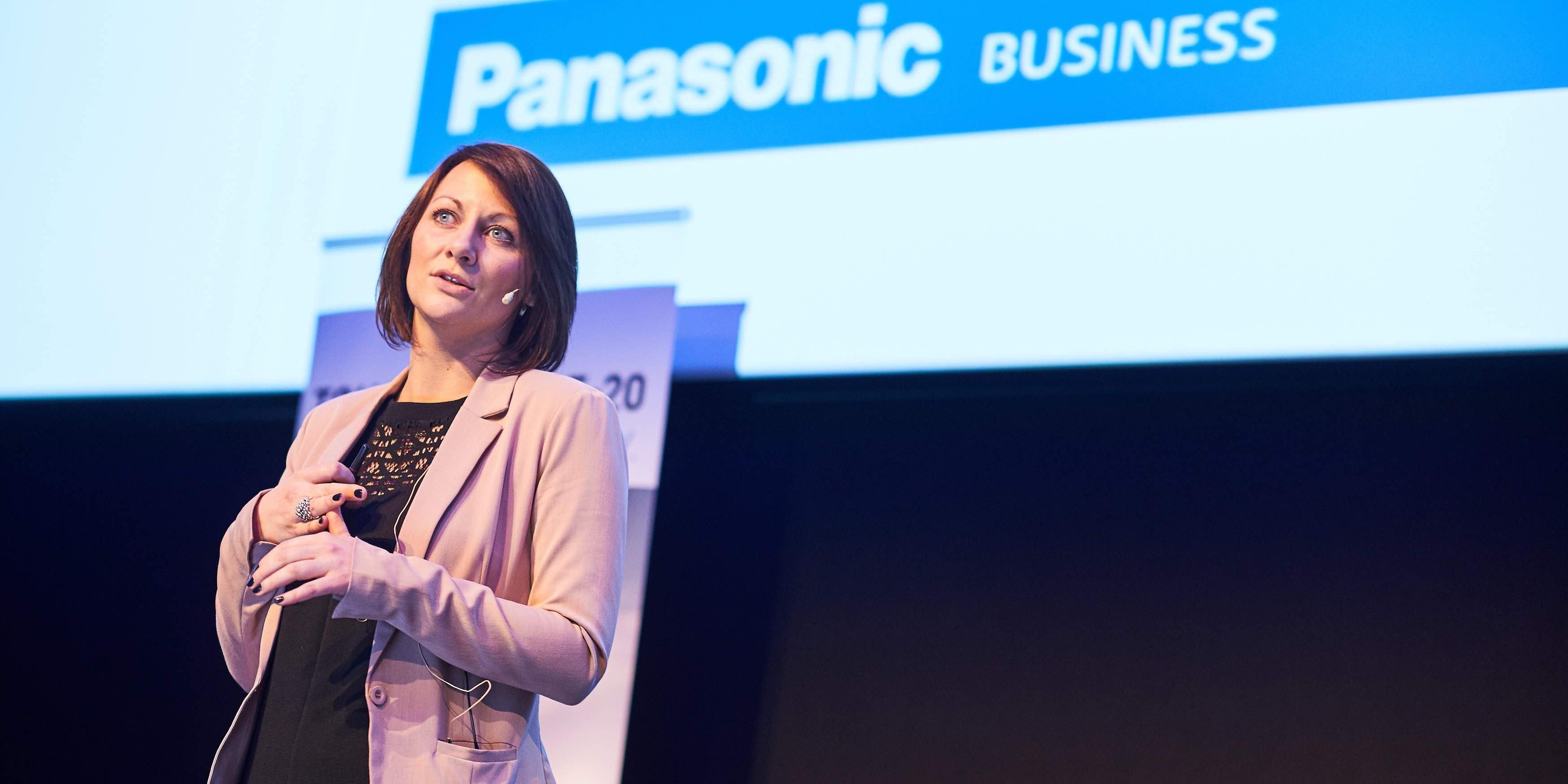 Margot Lannoy nommée Country Manager Benelux chez Panasonic