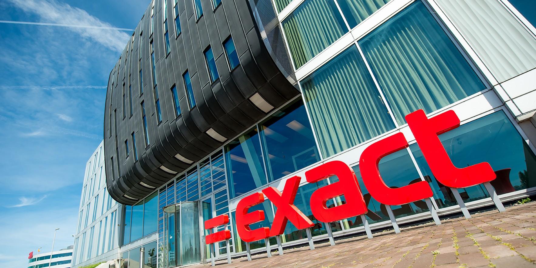 Photo of Exact met la main sur la division Benelux Bedrijfssoftware d'Unit4