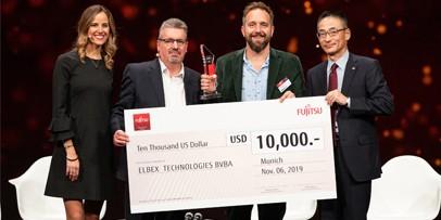 La société belge Cipal Schaubroeck décroche le Fujitsu Partner Innovation Awards