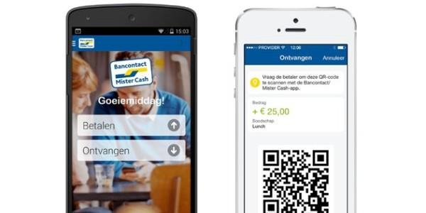 Bancontact steekt kredietkaarten voorbij bij de online aankopen