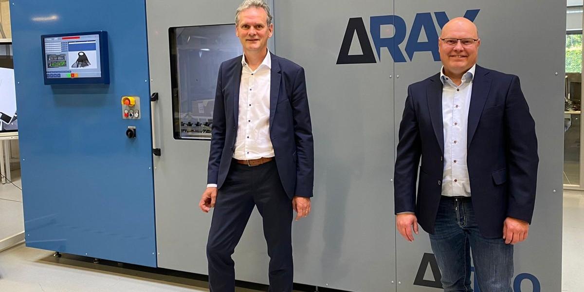 Belgische start-up stelt een revolutionaire 3D-scan voor