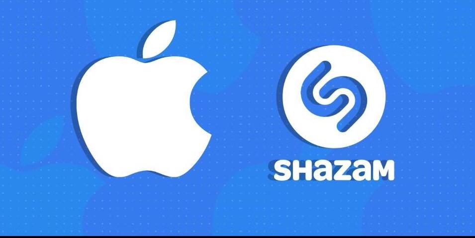 Apple koopt Shazam