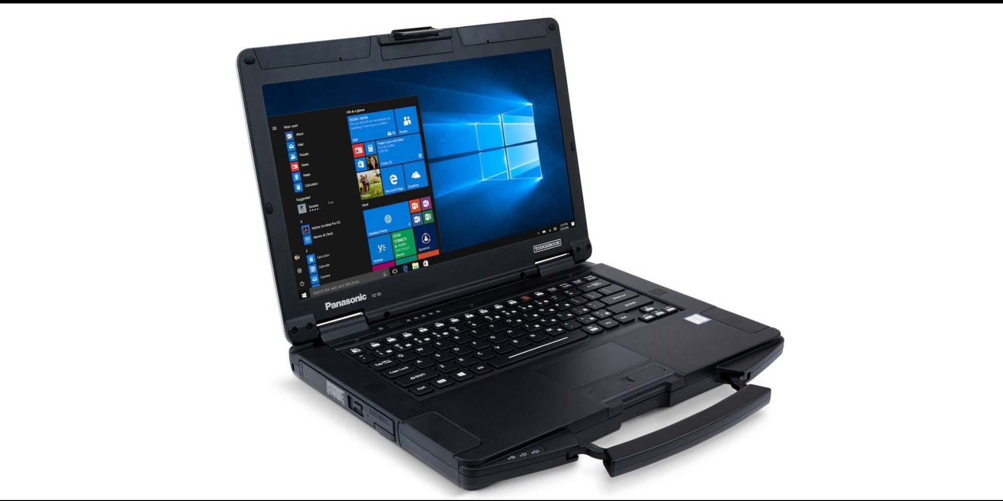 Panasonic Toughbook, leader incontesté des tablettes et PC portables durcis