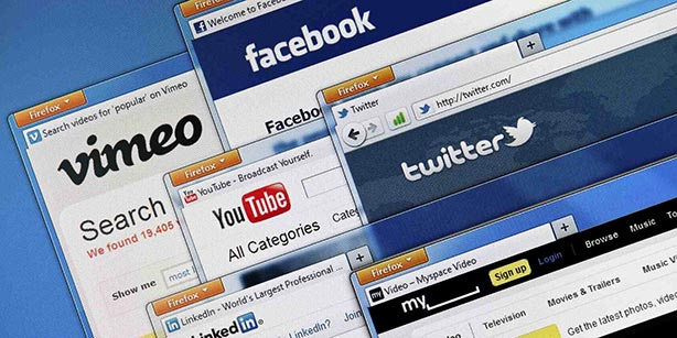 Les r�seaux sociaux tr�s populaires dans les entreprises belges