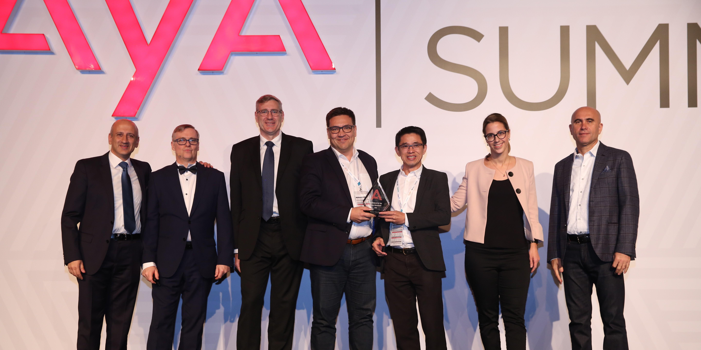 Westcon élu «meilleur distributeur de l'année» d'Avaya