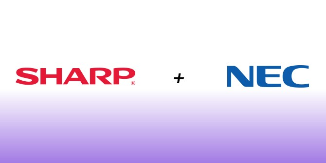Sharp met la main sur NEC Display Solutions