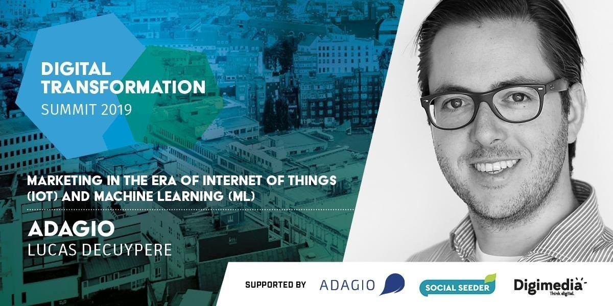 Adagio au Digital Transformation Summit