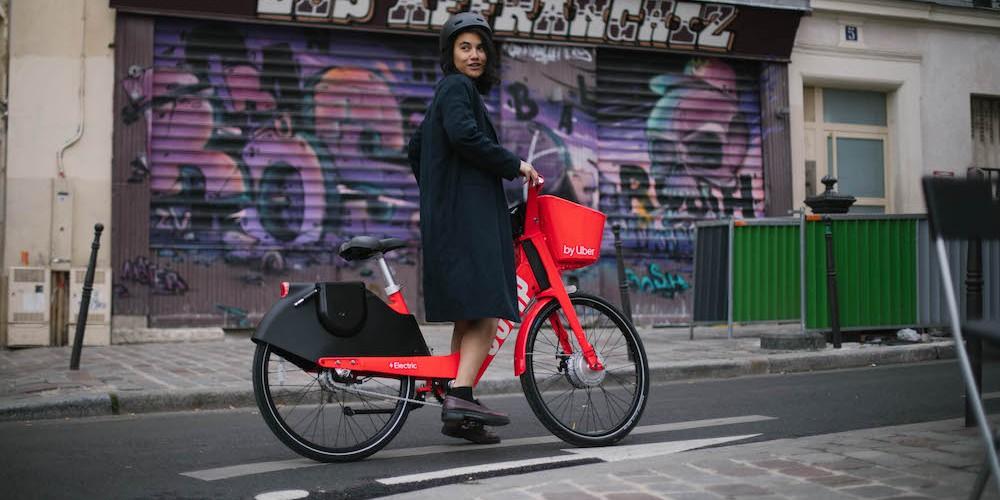 Photo of Uber lance les vélos électriques JUMP à Bruxelles