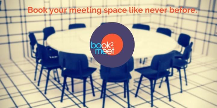 Book2Meet.com wordt het grootste vergaderplatform in Europa