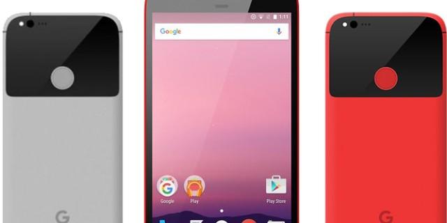 Google s'offre les smartphones Pixel de HTC