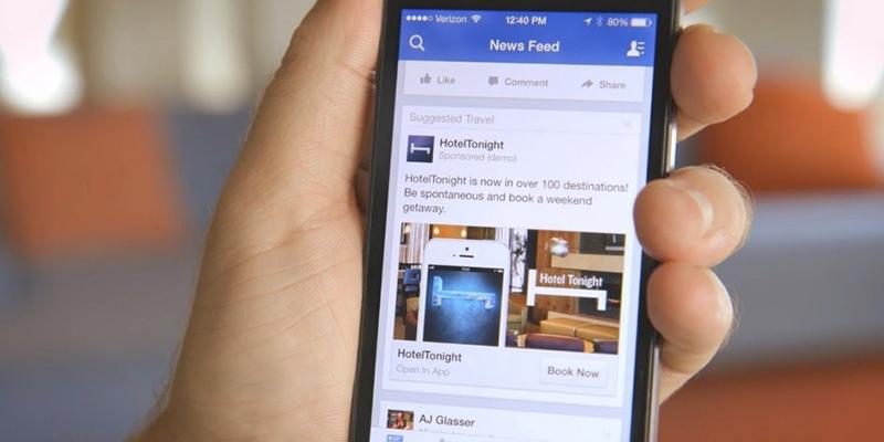Photo of Facebook dépasse les attentes grâce à la publicité sur mobile