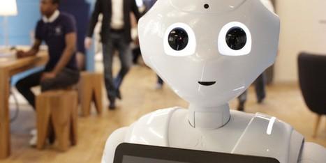 Comment la robotisation va transformer l\\\'entreprise