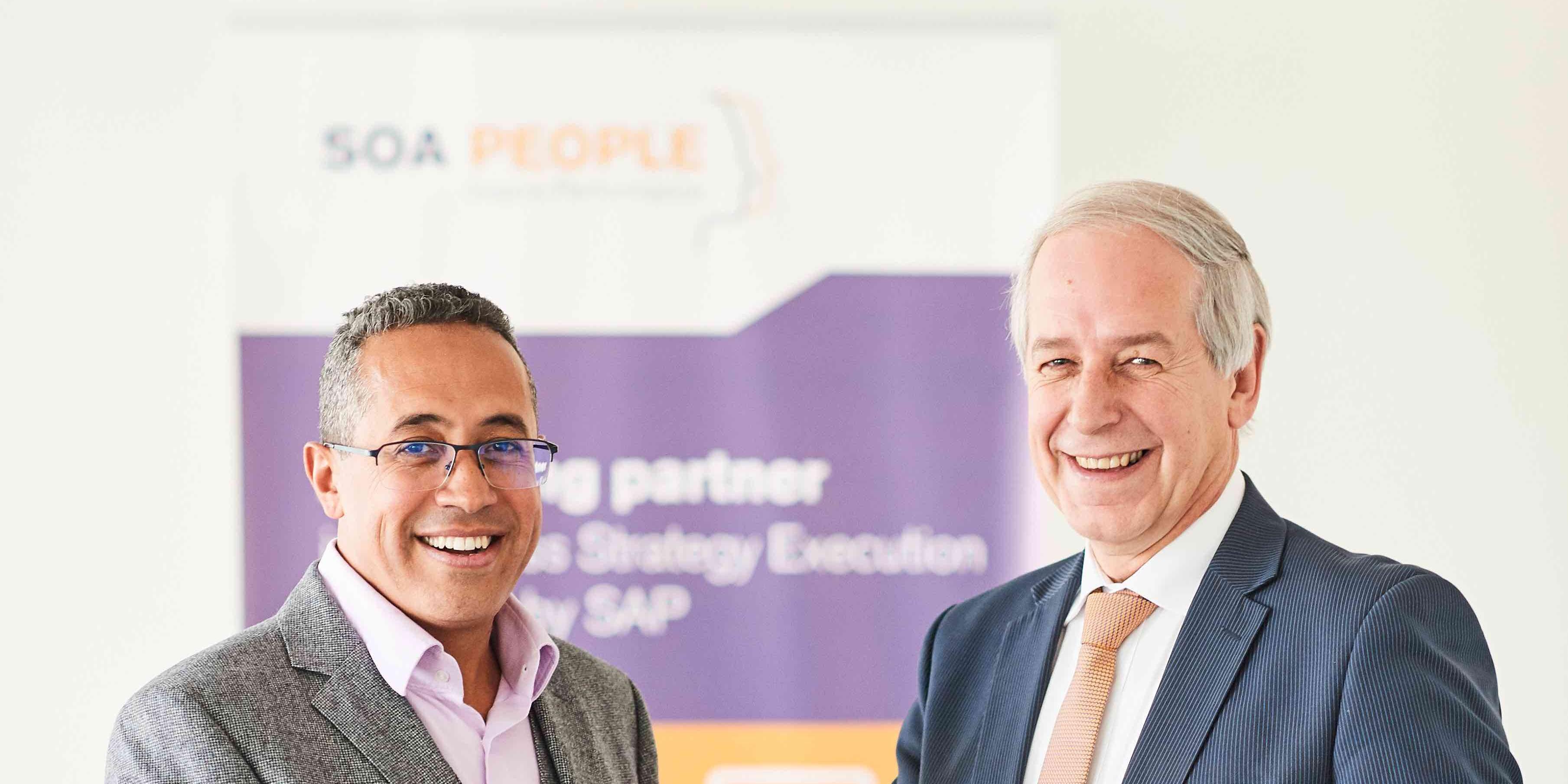 SOA People obtient un financement de 50 millions d'euros
