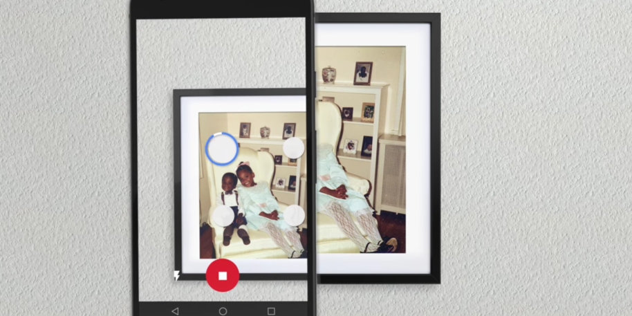 La solution Google pour vos vieilles photos