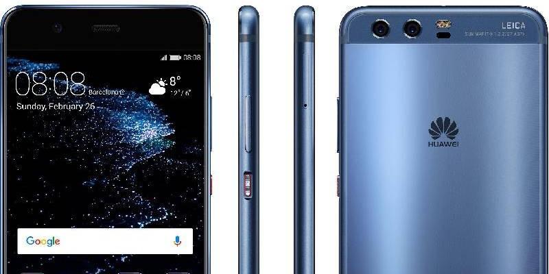 Comment le Huawei P10 est devenu le meilleur smartphone de l'année