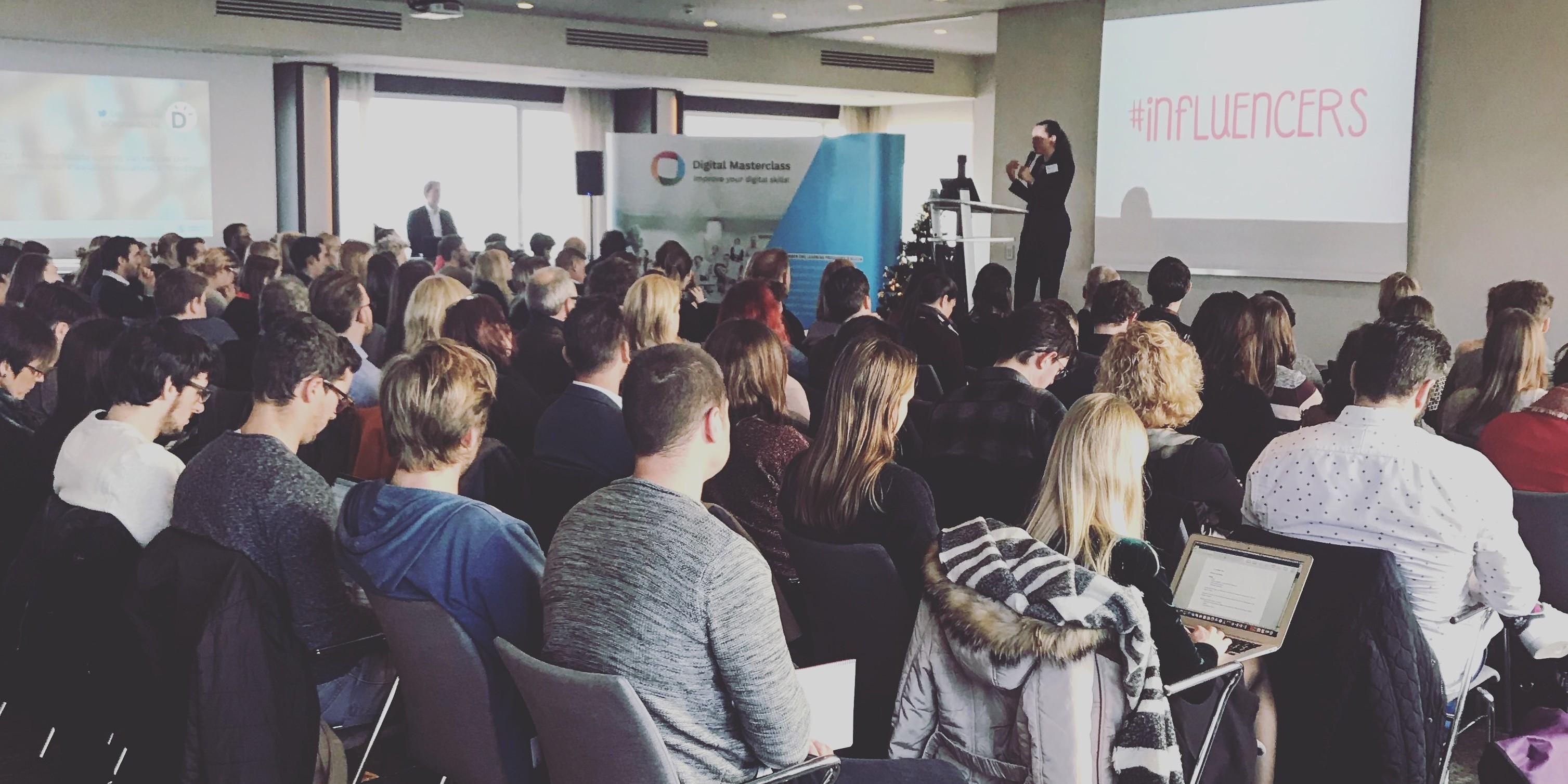 Photo of Succès de foule pour le 7ème Social Media Summit
