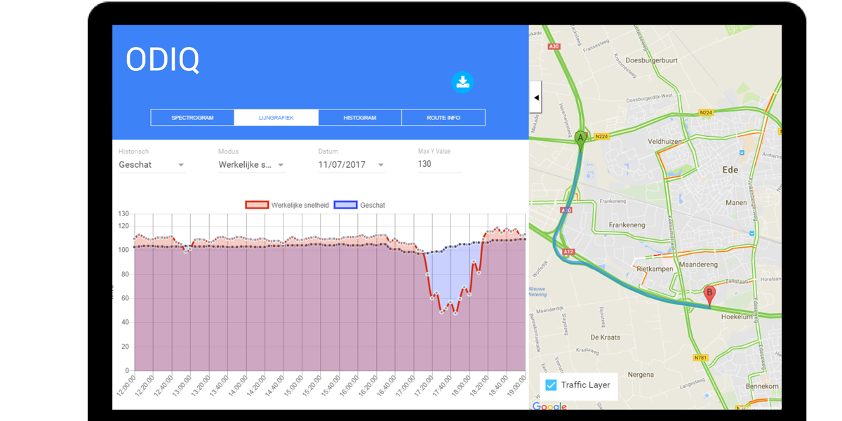 La start-up anversoise Localyse analyse le trafic avec Google Maps