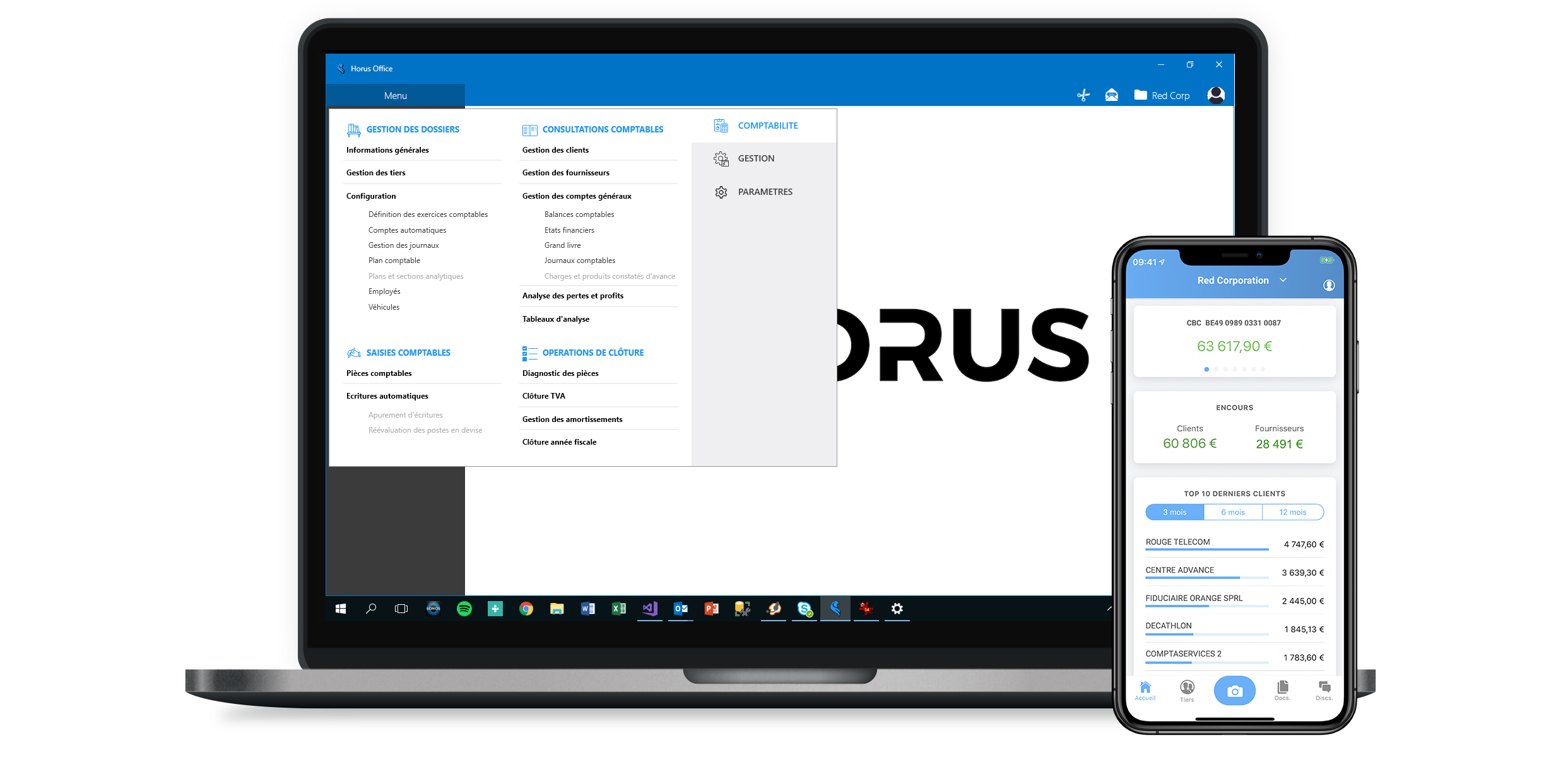 Photo of Horus Software lève 800.000 euros pour assurer sa croissance