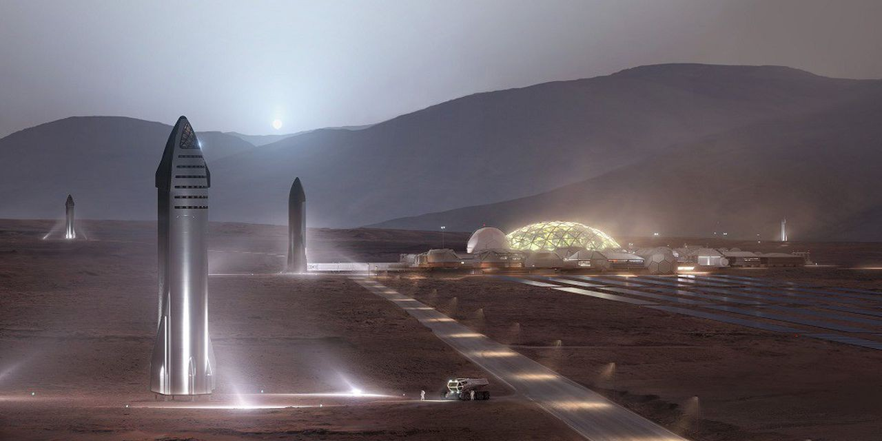 Photo of SpaceX: Starship zou Mars kunnen bereiken in 2024